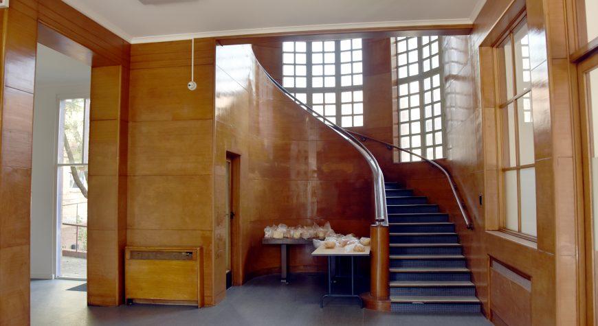 Havelock House stairwell