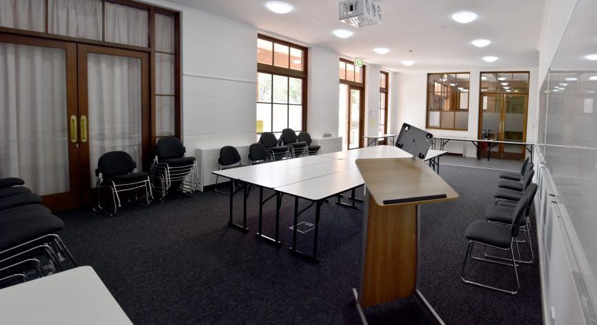 Havelock House Federation Room