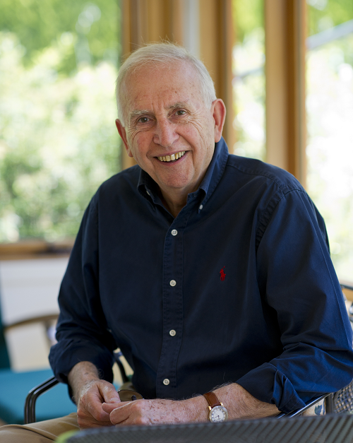 Hugh Mackay AO, social researcher and best selling author